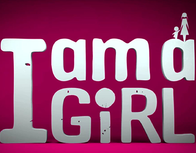 I am a girl_Animation test