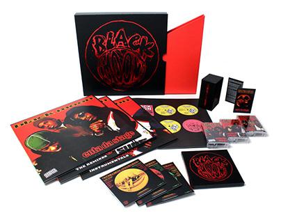 "Black Moon ""Enta Da Stage"" complete edition."