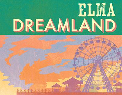 Elma 'Dreamland' CD digipak