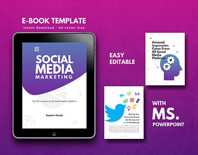 Social Media Tips & Marketing eBook
