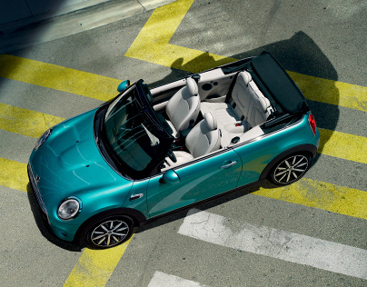 New MINI Cabrio - Holiday's Wave