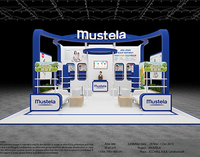 Exhibition Design - MUSTELLA