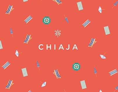 CHIAJA - high-end swimwear