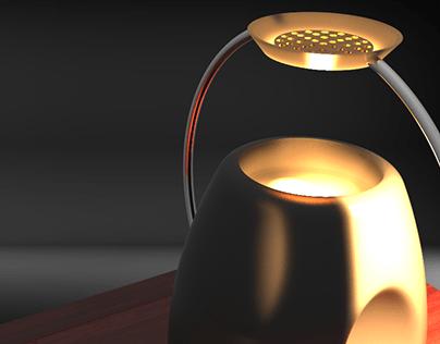Kindle Table Lamp