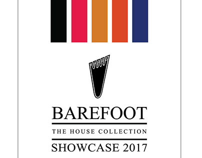 Barefoot - The House Collection (Event Material Design)