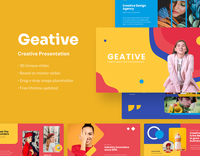 Geative Creative Presentation