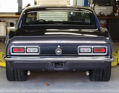 68 Camaro done