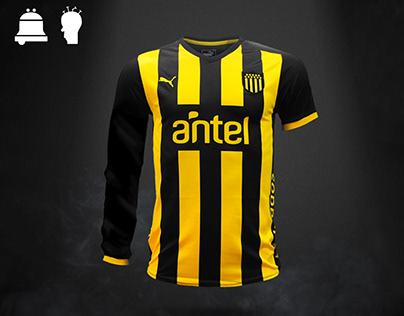 Peñarol / Camiseta donante