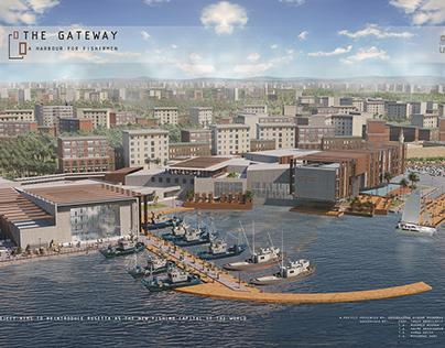 the Gateway fishing port