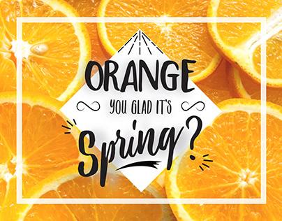 Orange-ya??? Poster