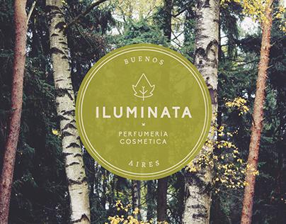 Iluminata ~ Diseño de Identidad