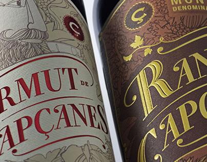 Vinos tradicionales de Capçanes
