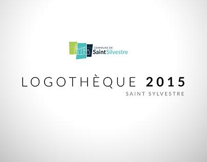 Logothèque 2015 - Saint Sylvestre