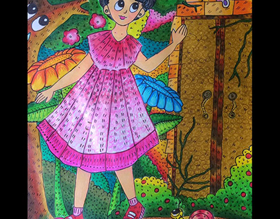 Children Book Illustration Project