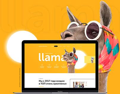 Web-дизайн главной страницы сайта