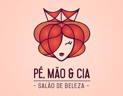 Marca - Salão de Beleza: Pé, Mão & CIA