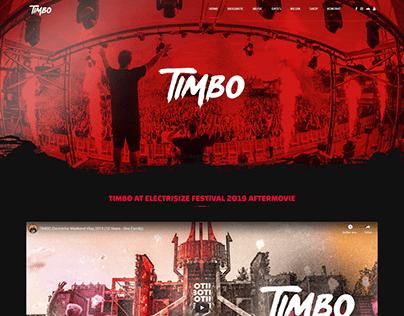 Artist TIMBO