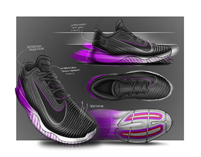 Nike Demar Derozan Signature Shoe