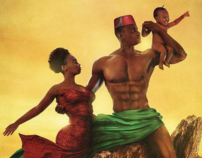 New African Renaissance Monument