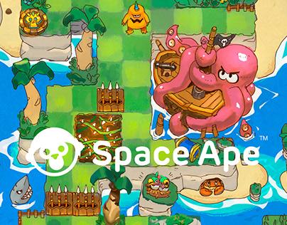 Space Ape Vis Dev