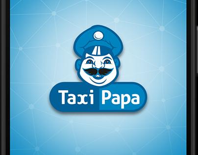 Taxi Papa App Design & Development