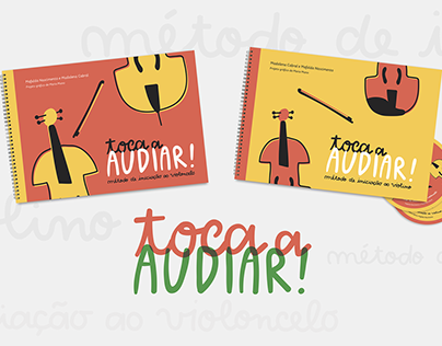 Thesis Project | Music Book for Children