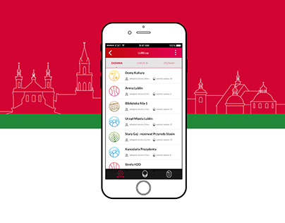 mobile app - LubelUP!
