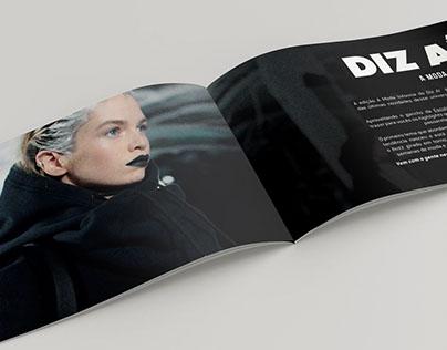 Diz Aí - Editorial Project