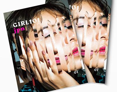 GIRL101 | Zine Concept