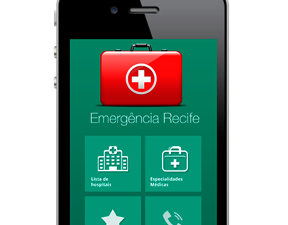 App Emergência Recife