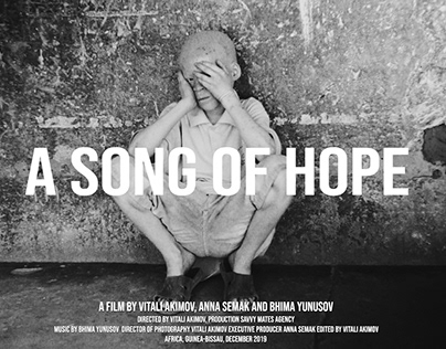 A SONG OF HOPE (Documentary film about Guinea-Bissau)