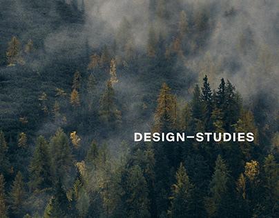 Design-Studies — Brand/Corporate Identity