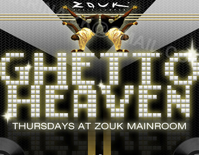 Fliers - Zouk Club KL