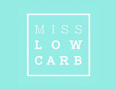 Food Branding - Miss Low Carb