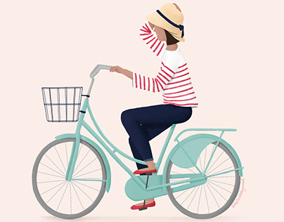Lifestyle And Commercial Illustration