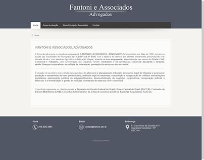 Fantoni e Associados - Advogados