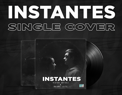 Single Cover│ Instantes