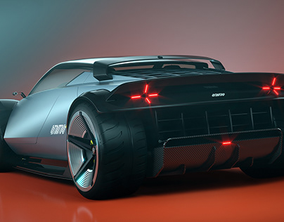 Lancia Stratos 50