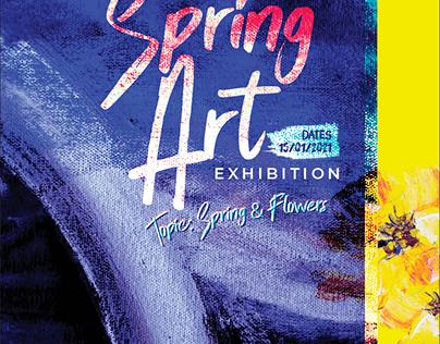 Spring Art Swinburne Life
