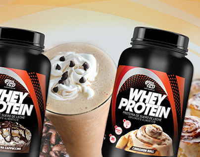 WHEY PROTEIN - PROTGT