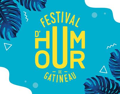 Festival d'humour de Gatineau | Expérientiel