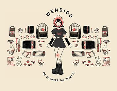 personal branding | wendigo