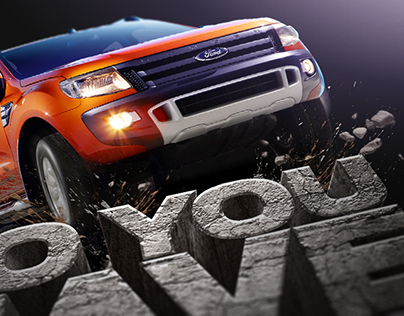 """Ford Ranger """"Do You Have What It Takes?"""""""