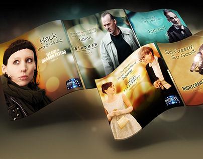 DIRECTV Cinema — Academy Awards Campaign (Social)