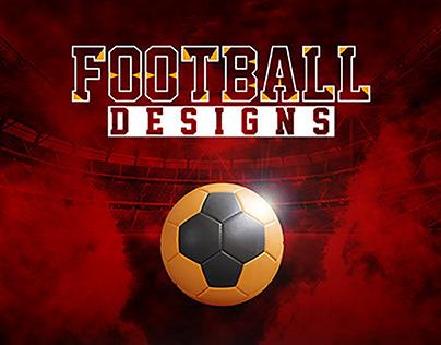 Football Designs | Social Media Designs