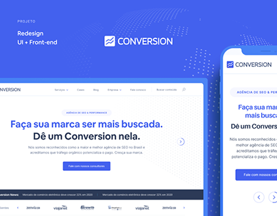 Conversion - Novo site