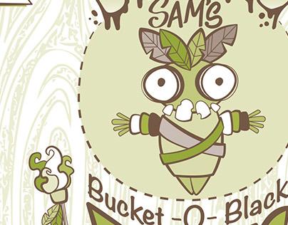 VooDoo Sam's Bucket -O- Black Magic