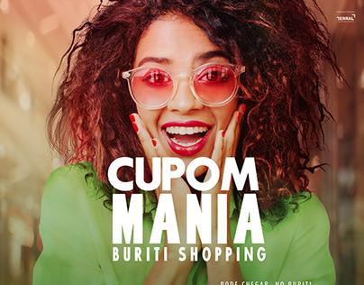 Cupom Mania - Buriti Shopping