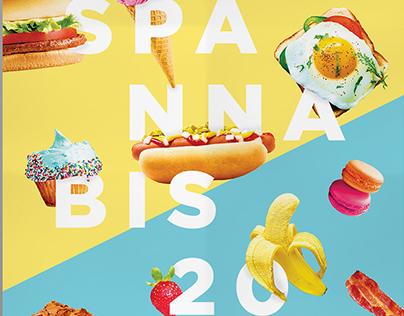 Spannabis Poster