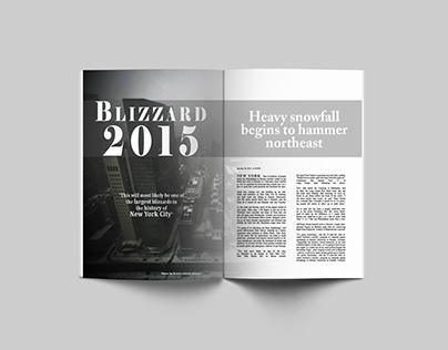 Blizzard 2015: Editorial